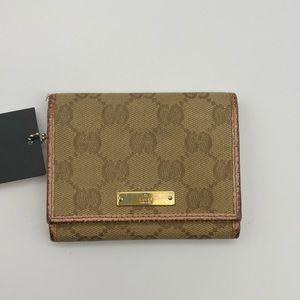 ❤️sold❤️GUCCI CARD CASE